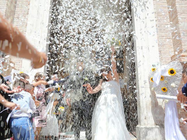 Il matrimonio di Alessandro e Martina a Cappelle sul Tavo, Pescara 5