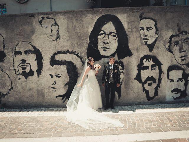 Il matrimonio di Alessandro e Martina a Cappelle sul Tavo, Pescara 7