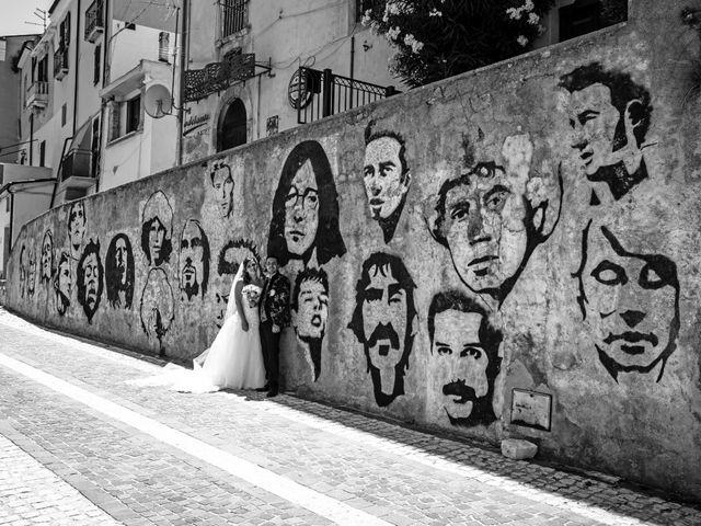 Il matrimonio di Alessandro e Martina a Cappelle sul Tavo, Pescara 11