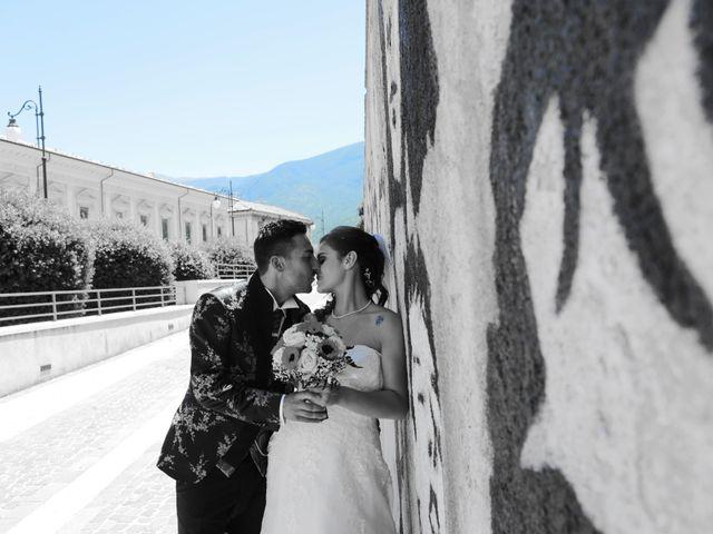 Il matrimonio di Alessandro e Martina a Cappelle sul Tavo, Pescara 15