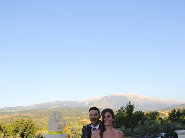Il matrimonio di Alessandro e Martina a Cappelle sul Tavo, Pescara 18