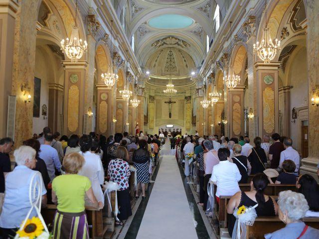Il matrimonio di Alessandro e Martina a Cappelle sul Tavo, Pescara 24