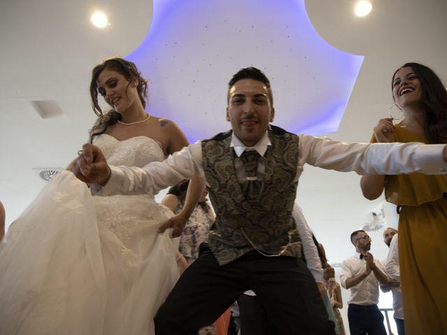 Il matrimonio di Alessandro e Martina a Cappelle sul Tavo, Pescara 26