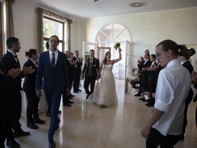 Il matrimonio di Alessandro e Martina a Cappelle sul Tavo, Pescara 29