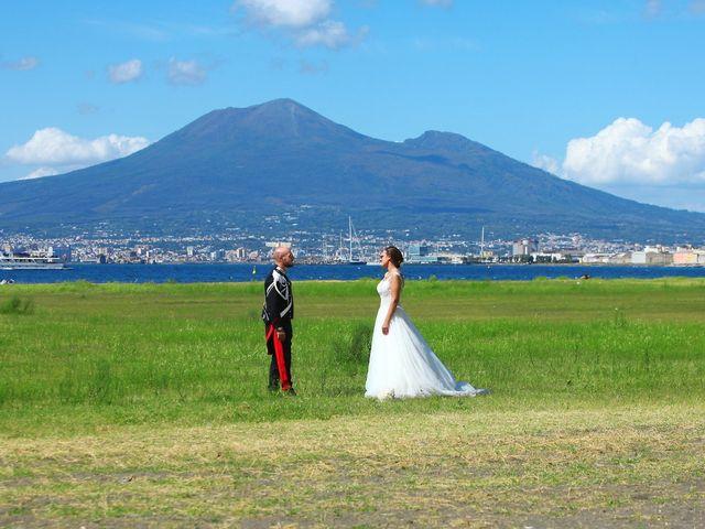 Il matrimonio di Lorenzo e Francesca a Castellammare di Stabia, Napoli 8
