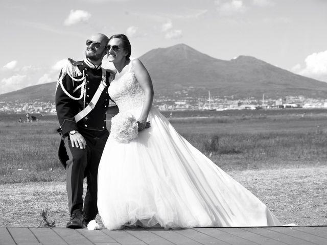 Il matrimonio di Lorenzo e Francesca a Castellammare di Stabia, Napoli 9