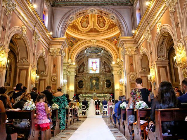 Il matrimonio di Lorenzo e Francesca a Castellammare di Stabia, Napoli 16