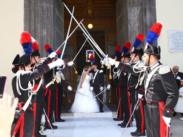 Il matrimonio di Lorenzo e Francesca a Castellammare di Stabia, Napoli 17