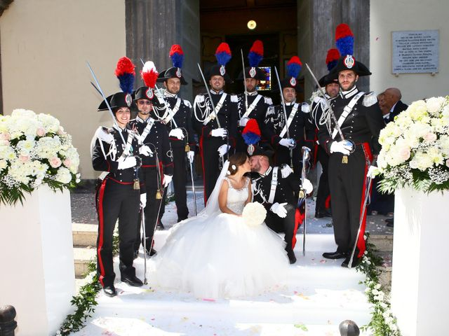 Il matrimonio di Lorenzo e Francesca a Castellammare di Stabia, Napoli 19