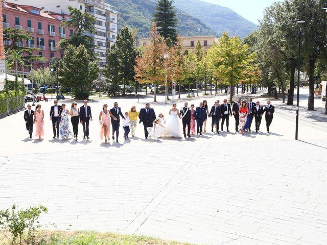 Il matrimonio di Lorenzo e Francesca a Castellammare di Stabia, Napoli 21