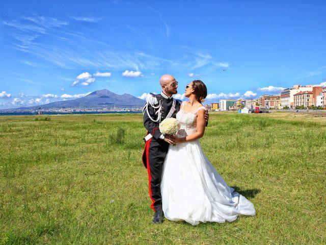 Il matrimonio di Lorenzo e Francesca a Castellammare di Stabia, Napoli 23