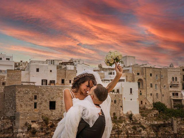 Il matrimonio di Paolo e Ivana a Monopoli, Bari 16