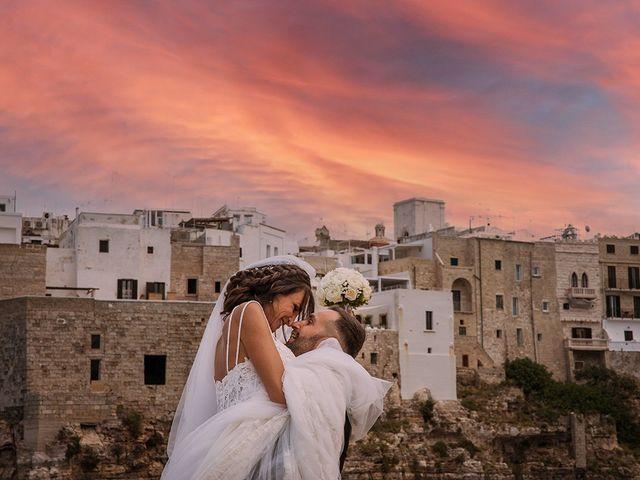 Il matrimonio di Paolo e Ivana a Monopoli, Bari 17