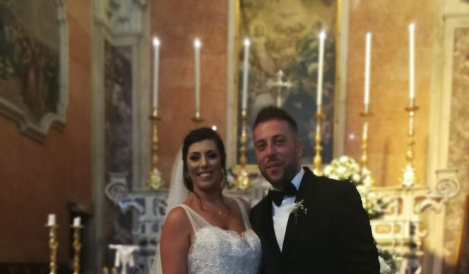 Il matrimonio di Bruno e Marilena a Catanzaro, Catanzaro