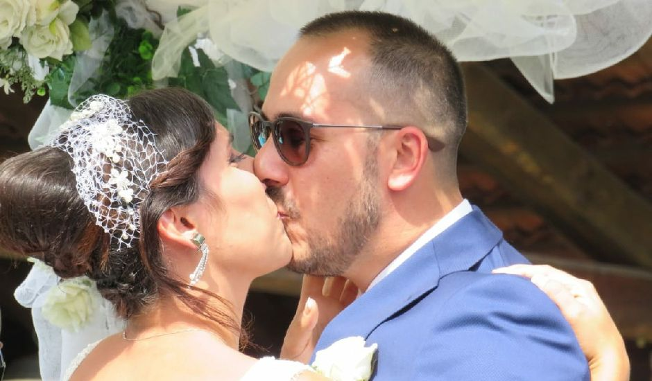 Il matrimonio di Yuri e Sophie a Manta, Cuneo