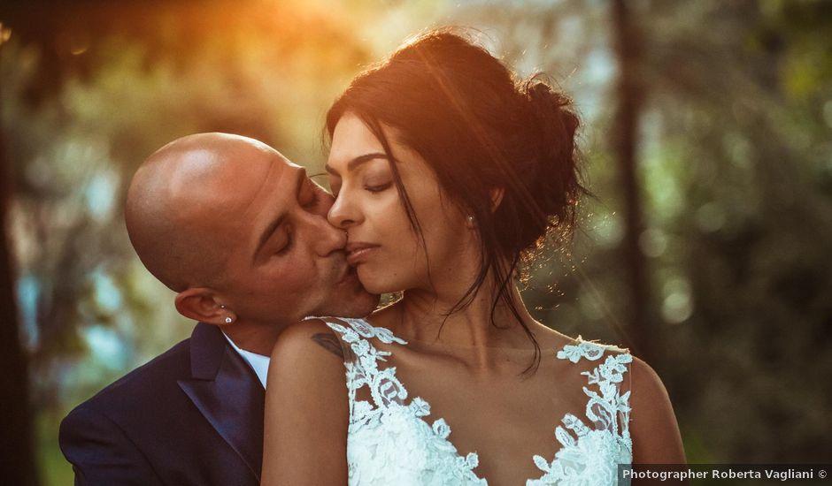 Il matrimonio di Luca e Silvia a Drizzona, Cremona