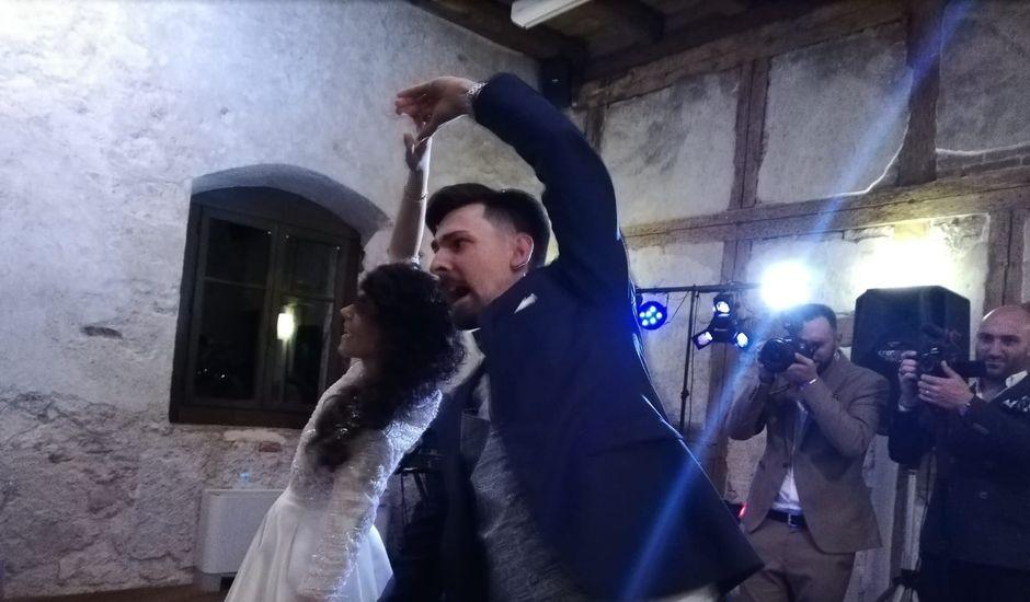 Il matrimonio di David e Valeria a Calliano, Trento