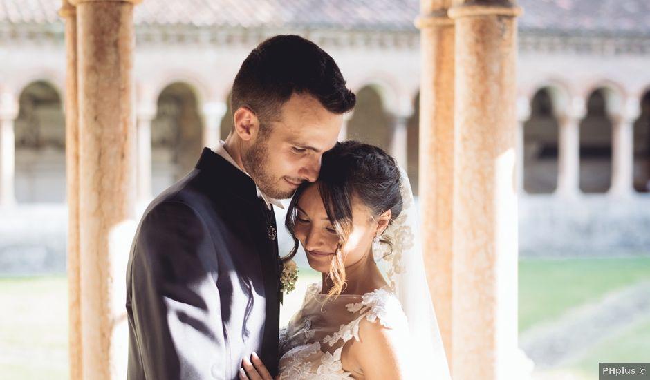 Il matrimonio di Vincenzo e Chiara a Verona, Verona