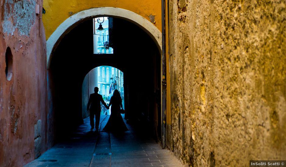 Il matrimonio di Salvatore e Ilaria a Quartu Sant'Elena, Cagliari