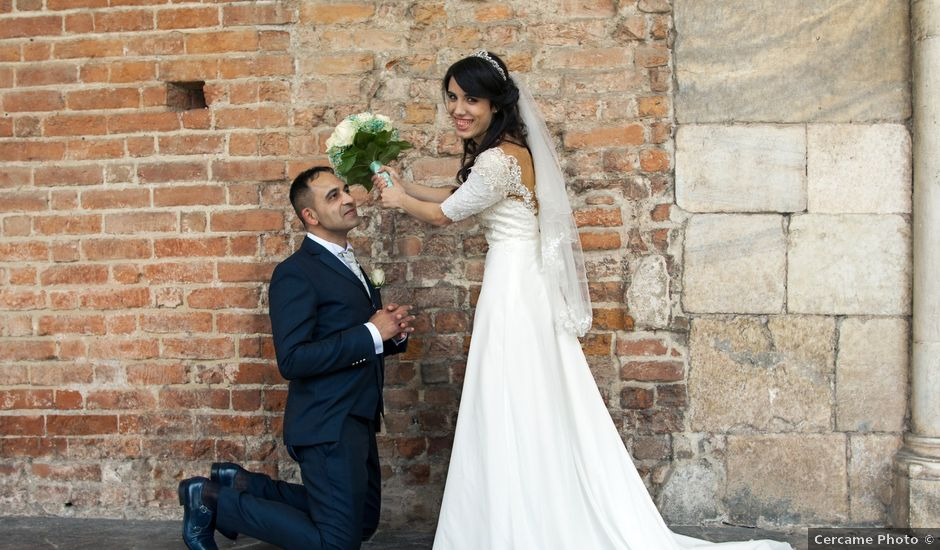 Il matrimonio di Gianluca e Sara a San Giuliano Milanese, Milano