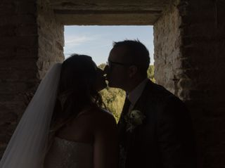 Le nozze di Daniela e Gianluca