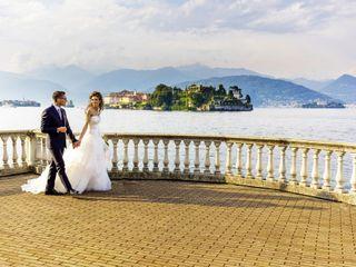 Le nozze di Tamara e Salvatore