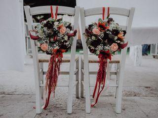 Le nozze di Simona e Antonio 1
