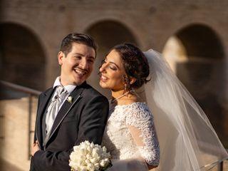 Le nozze di Angela e Franco 1