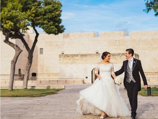 Le nozze di Angela e Franco