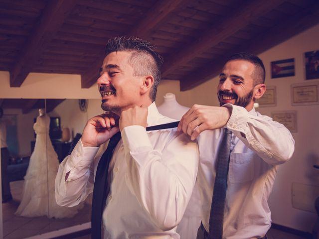 Il matrimonio di Gianpaolo e Daniela a Porto Mantovano, Mantova 3