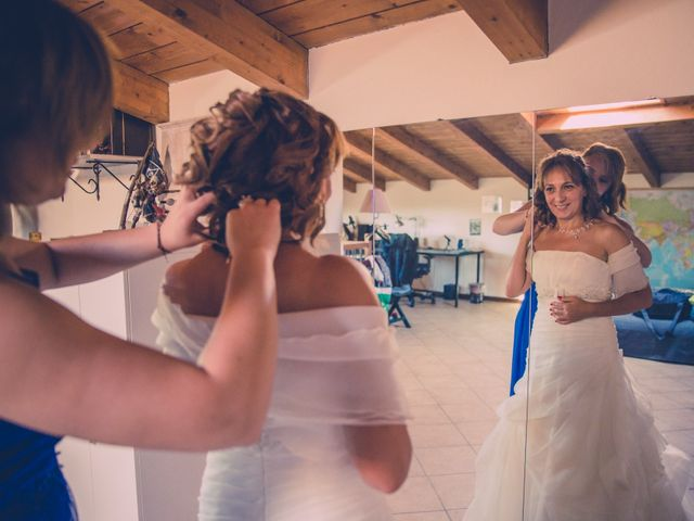 Il matrimonio di Gianpaolo e Daniela a Porto Mantovano, Mantova 4