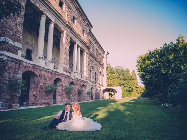 Il matrimonio di Gianpaolo e Daniela a Porto Mantovano, Mantova 18