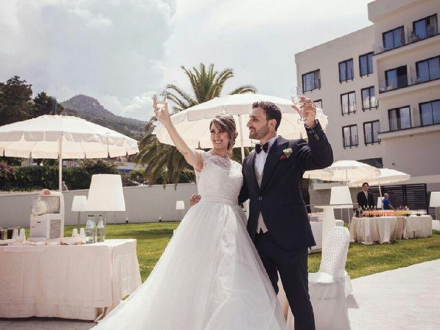 Il matrimonio di Emanuela e Antonino  a Cefalù, Palermo 1