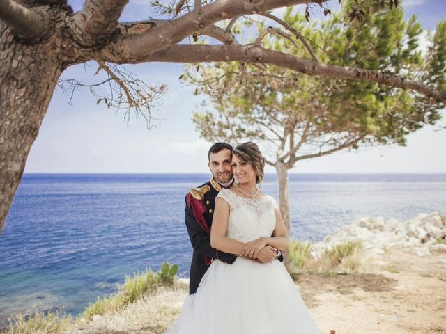 Il matrimonio di Emanuela e Antonino  a Cefalù, Palermo 2