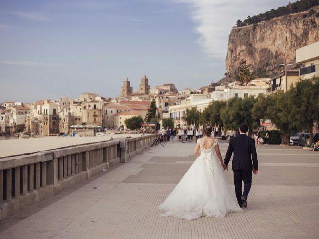 Il matrimonio di Emanuela e Antonino  a Cefalù, Palermo 5