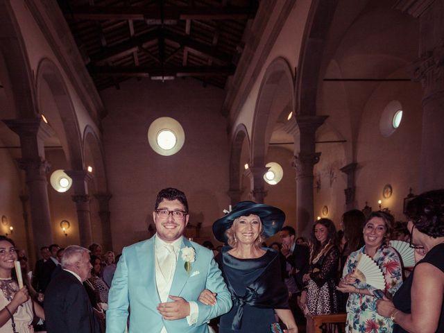 Il matrimonio di Michele e Elena a Castiglion Fiorentino, Arezzo 26