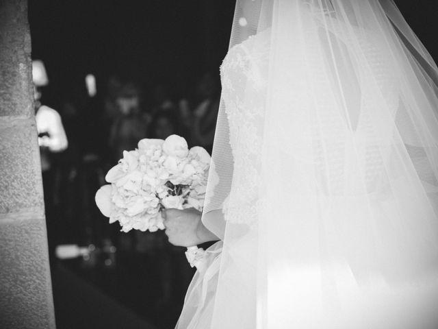 Il matrimonio di Michele e Elena a Castiglion Fiorentino, Arezzo 28