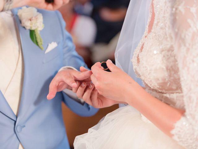 Il matrimonio di Michele e Elena a Castiglion Fiorentino, Arezzo 31