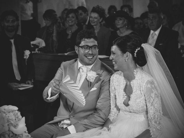 Il matrimonio di Michele e Elena a Castiglion Fiorentino, Arezzo 32