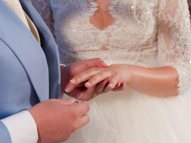 Il matrimonio di Michele e Elena a Castiglion Fiorentino, Arezzo 33