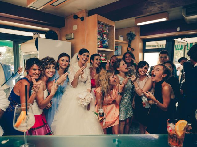 Il matrimonio di Michele e Elena a Castiglion Fiorentino, Arezzo 41