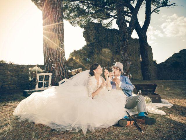 Il matrimonio di Michele e Elena a Castiglion Fiorentino, Arezzo 1