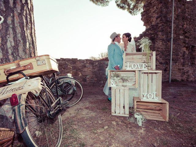 Il matrimonio di Michele e Elena a Castiglion Fiorentino, Arezzo 56
