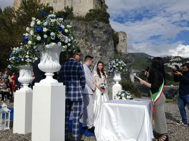 Il matrimonio di Simone e Angela a Praia a Mare, Cosenza 10