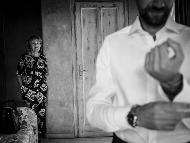 Il matrimonio di Federico e Manuela a Lu, Alessandria 8