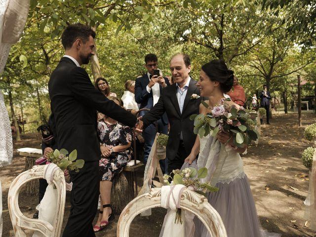 Il matrimonio di Federico e Manuela a Lu, Alessandria 39