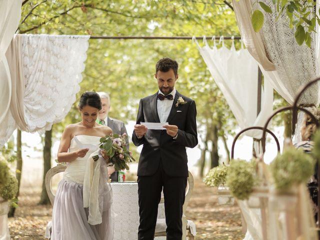 Il matrimonio di Federico e Manuela a Lu, Alessandria 40