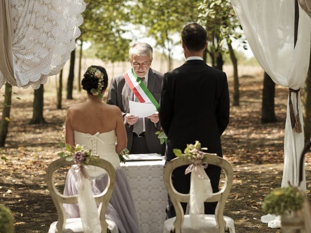 Il matrimonio di Federico e Manuela a Lu, Alessandria 45