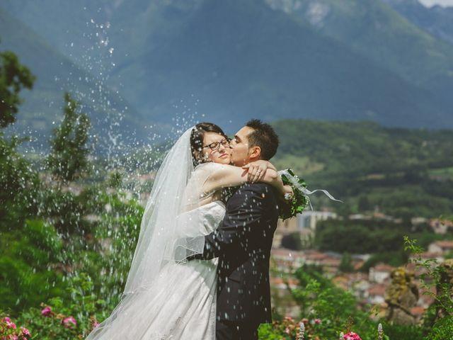 Le nozze di Michela e Alfredo