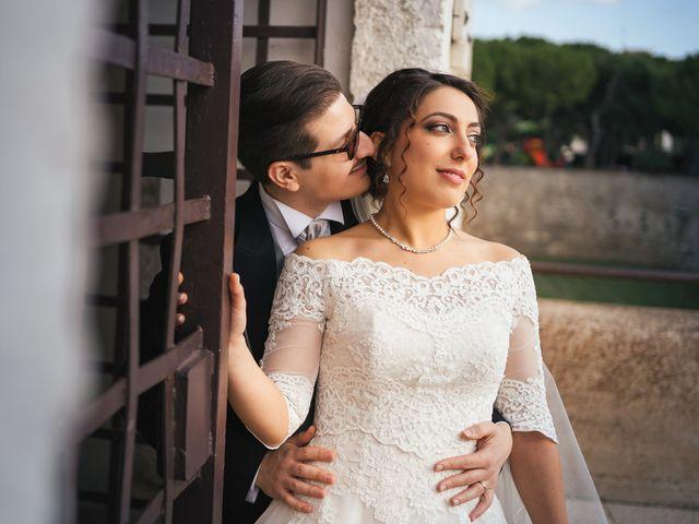 Il matrimonio di Franco e Angela a Barletta, Bari 14